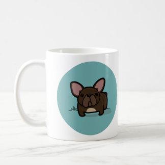 Brindle Frenchie Coffee Mug