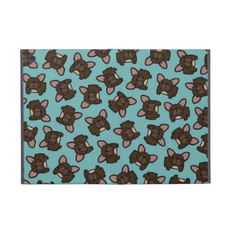 Brindle Frenchie Cover For iPad Mini