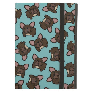 Brindle Frenchie iPad Air Covers