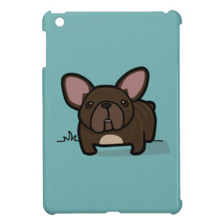Brindle Frenchie Cover For The iPad Mini