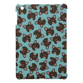 Brindle Frenchie iPad Mini Cover
