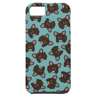 Brindle Frenchie iPhone SE/5/5s Case