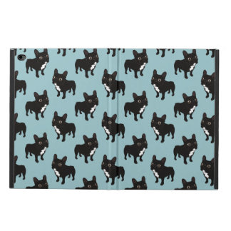Brindle Frenchie likes to go for a walk Powis iPad Air 2 Case