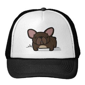 Brindle Frenchie Trucker Hat