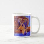 """Brindle Greyhound Mug - """"Ace"""""""