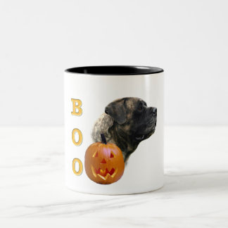 Brindle Mastiff Boo Mug