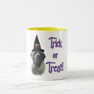 Brindle Mastiff Trick Mug