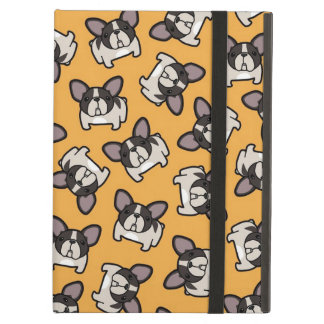 Brindle Pied Frenchie Case For iPad Air