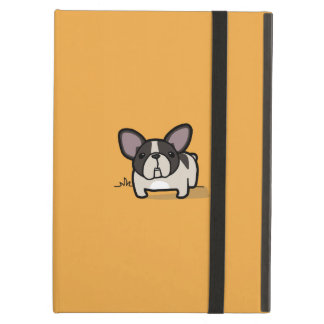 Brindle Pied Frenchie Cover For iPad Air