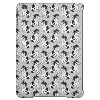 Brindle Pied Frenchie Puppy Case For iPad Air