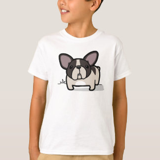 Brindle Pied Frenchie T-Shirt