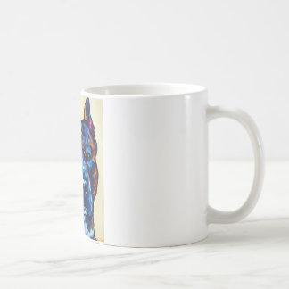 Brindle Pit Bull Cody Coffee Mug