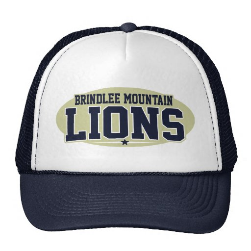 Brindlee Mountain; Lions Trucker Hat