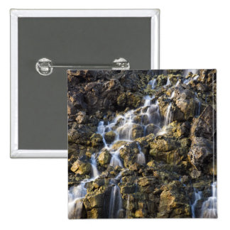 Brine falls from volcanic rock drop off 2 button