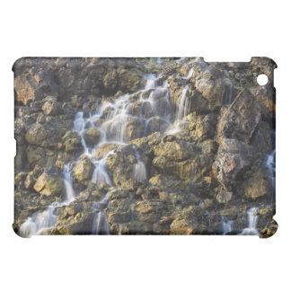 Brine falls from volcanic rock drop off 2 iPad mini covers