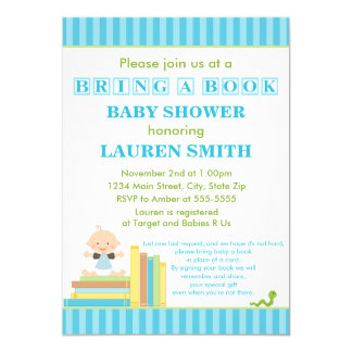 470 baby book shower invitations baby book shower announcements