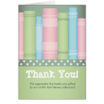 Bring a Book - Storybook - Thank You Note Cards