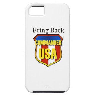 Bring Back Commander USA iPhone SE/5/5s Case