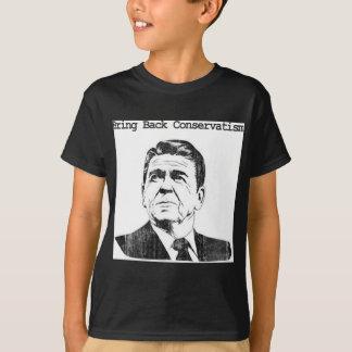 Bring Back Conservatism Ronald Reagan T-Shirt