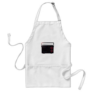 bring back good music apron