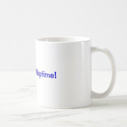 Bring Back Naptime! Mugs