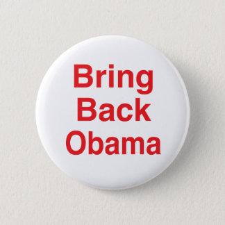 Bring Back Obama Button