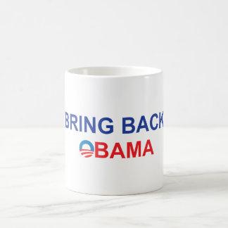 Bring Back Obama Coffee Mug