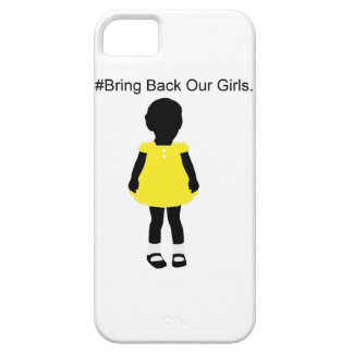 #Bring Back Our Girls. iPhone 5 Cover