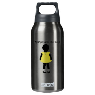 #Bring Back Our Girls. Insulated Water Bottle