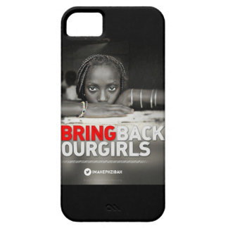 bring back our girls iPhone SE/5/5s case