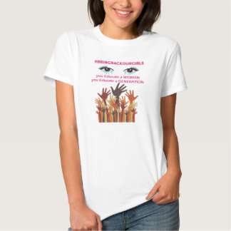 Bring Back Our Girls T-shirts
