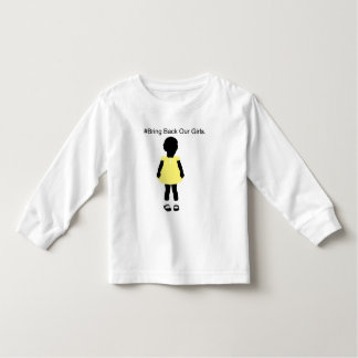 #Bring Back Our Girls. Toddler T-shirt