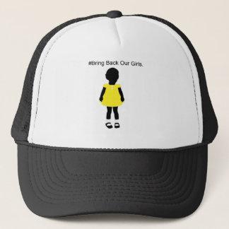 #Bring Back Our Girls. Trucker Hat