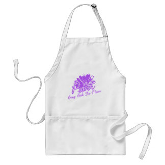Bring Back the Flower Power Aprons