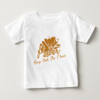 Bring Back the Flower Power T-shirt