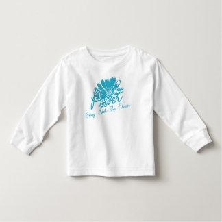 Bring Back the Flower Power Toddler T-shirt