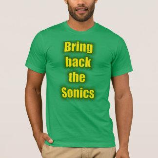 Bring Back the Sonics! T-Shirt