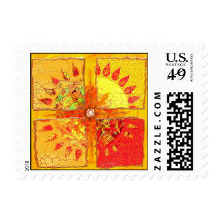 Bring Back The Sun Postage Stamps