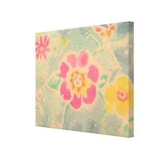 Bring Batik Gallery Wrapped Canvas