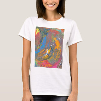 Bring color into your life T-Shirt