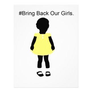 Bring detrás a nuestras muchachas