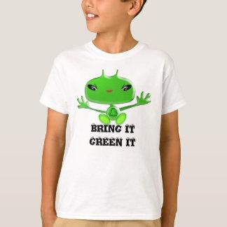 Bring It Green IT T-Shirt