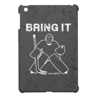 Bring It Hockey Goalie Case For The iPad Mini