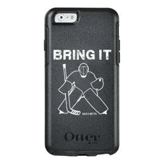 Bring It Hockey Goalie OtterBox iPhone 6/6s Case