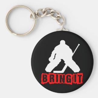 Bring It! Keychain