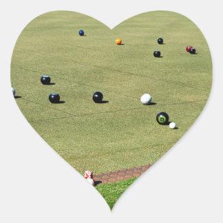 Bring_It,_Lawn_Bowls,_ Heart Sticker