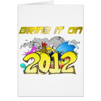 BRING it on 2012 Card