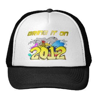 BRING it on 2012 Trucker Hat