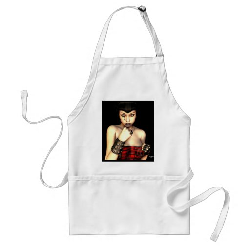 Bring It On Adult Apron