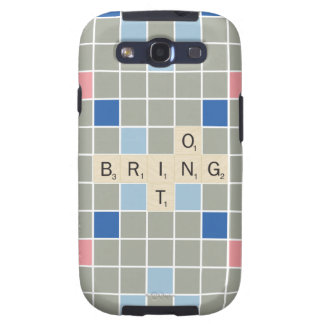 Bring It On Samsung Galaxy SIII Covers